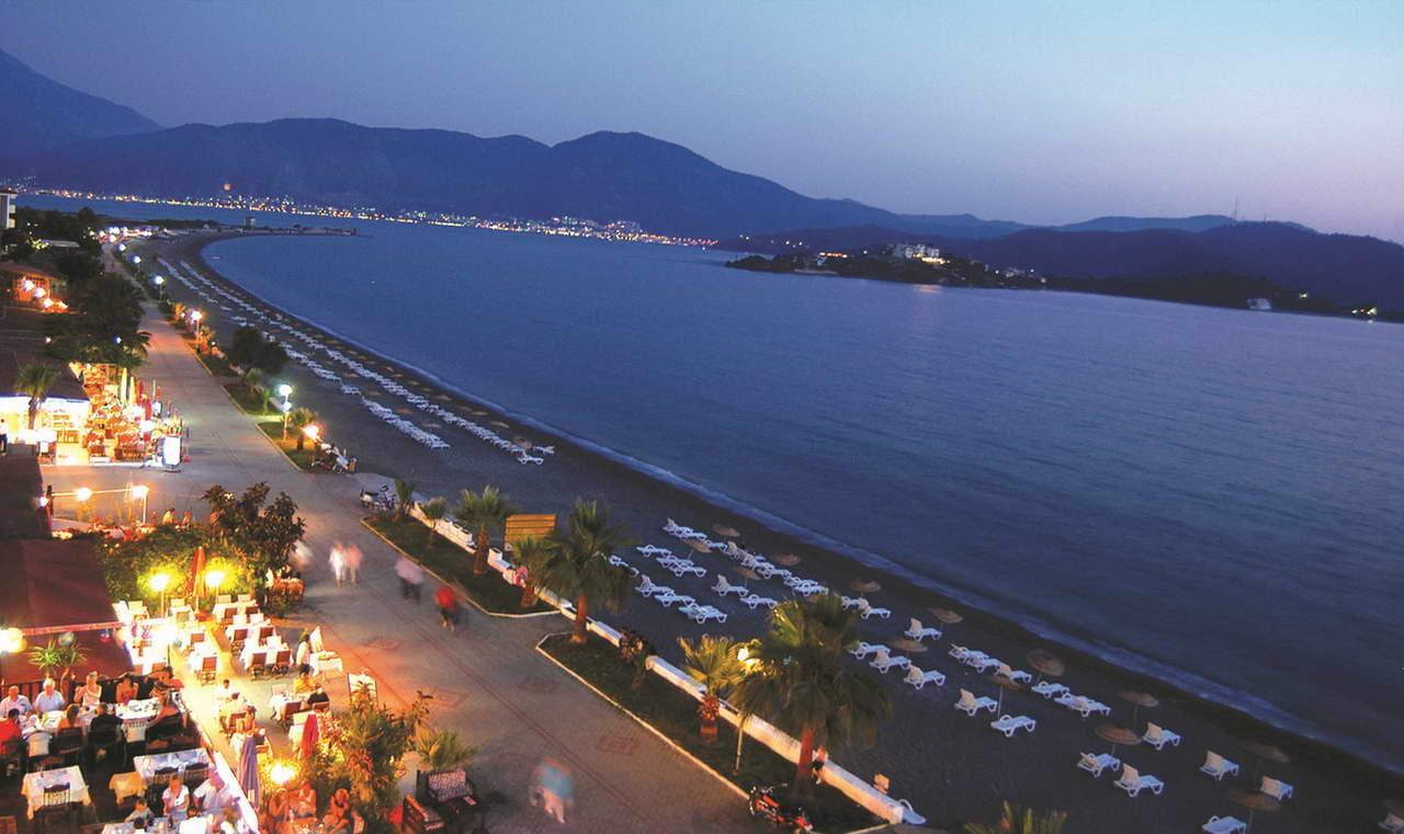 199 Evre Hakkinda Golden Moon Hotel Calis Beach 199 Alış
